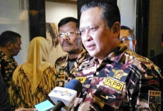 Bamsoet Ajak FKPPI Bela Jokowi Hadapi Isu PKI
