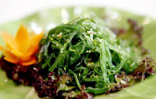 Cách làm món Salad rong biển bún tàu ngon