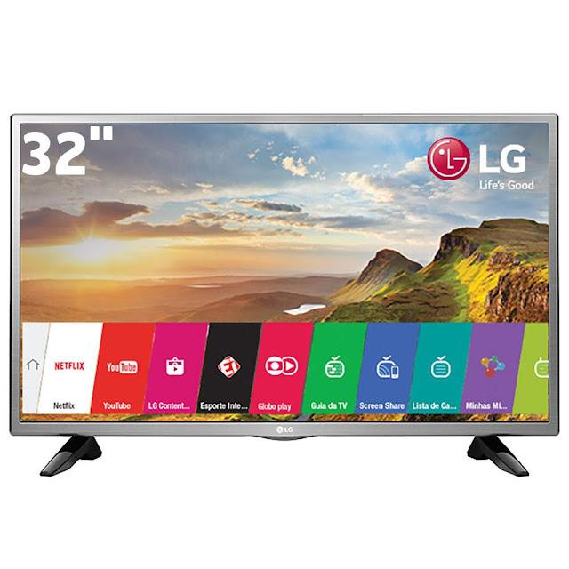 """Tecnologia Smart TV LED 32"""""""
