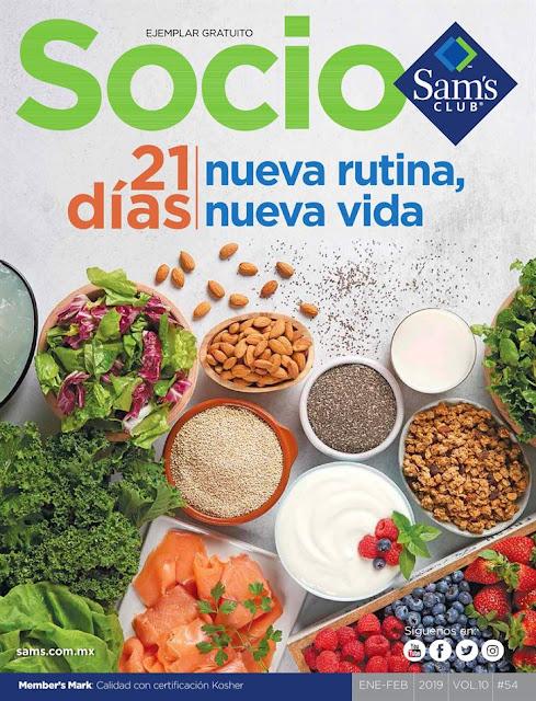 catalogo Sams Club Mexico