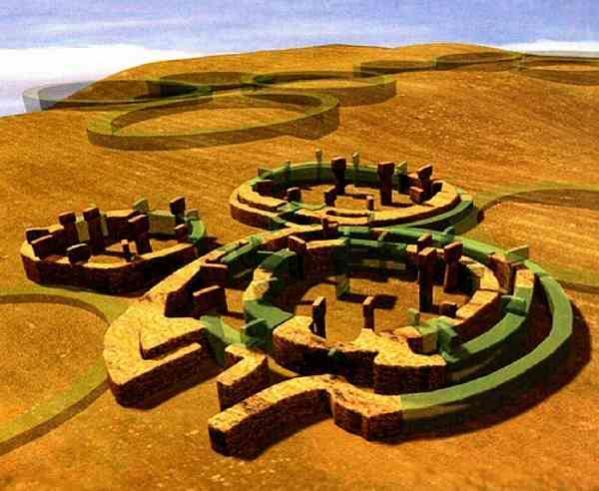 Kuil Gobekli Tepe