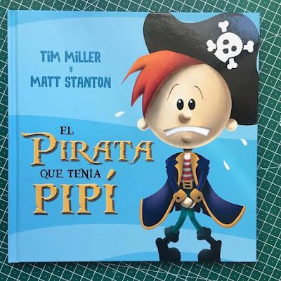 El pirata que tenía pipí, tim miller, matt stanton, picarona, obelisco,