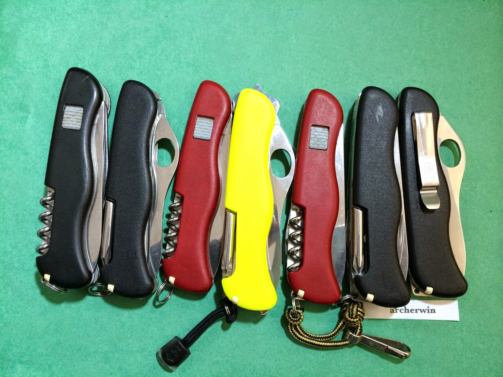 Archerwin S Swiss Army Knives Collection Victorinox 111mm
