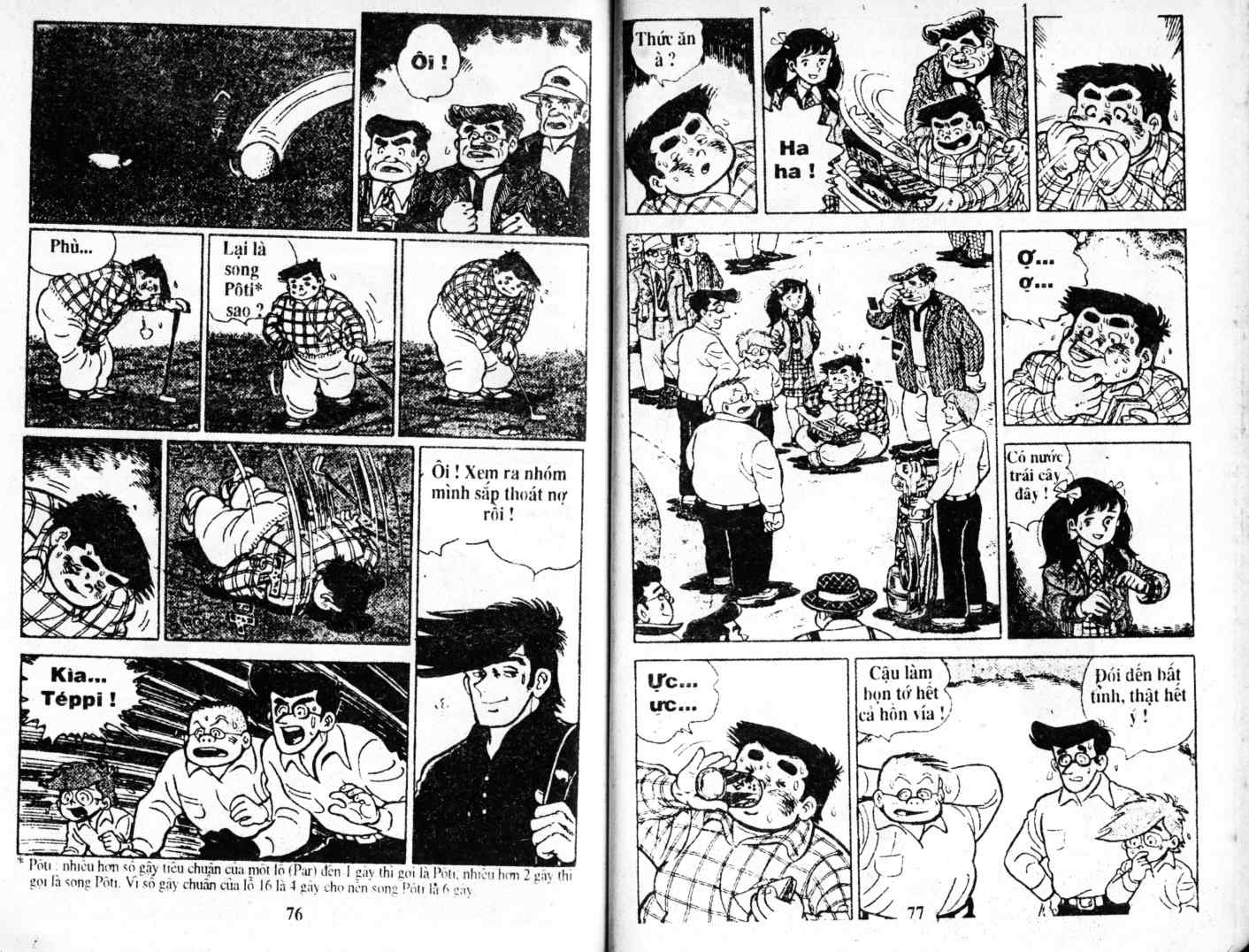 Ashita Tenki ni Naare chapter 4 trang 38