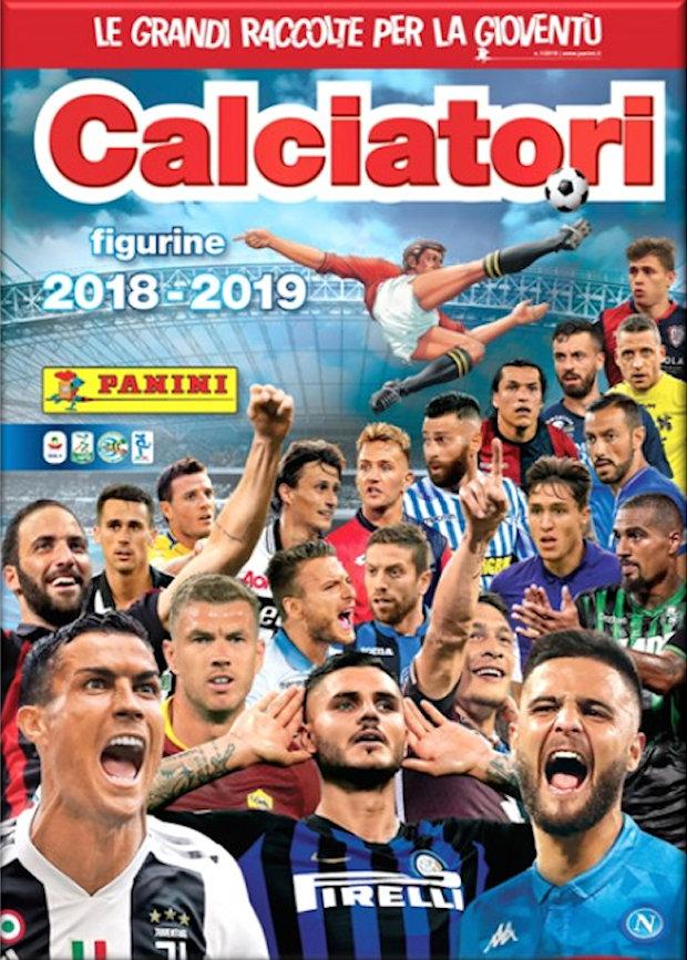 0fe213a1a Football Cartophilic Info Exchange  Panini (Italy) - Calciatori 2018 ...
