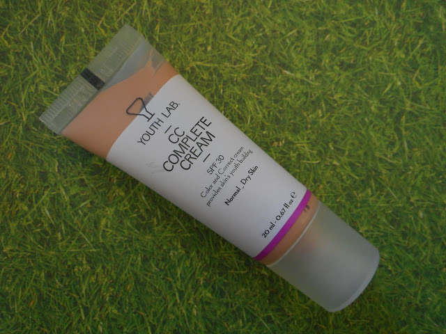 Youth Lab CC Complete Cream SPF30 Normal_Dry Skin