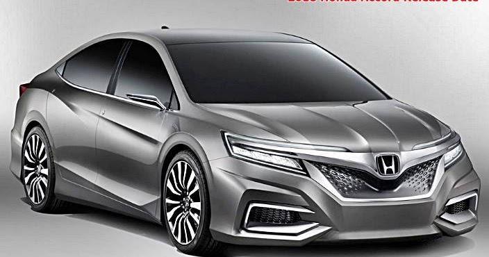 Used 2016 Honda Crv >> 2018 Honda Accord Release Date | Auto Honda Rumors