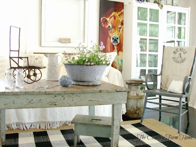 The Country Farm Home: BEFORE AND AFTER SERIES: The