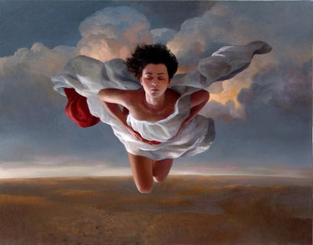 Мексиканский художник-сюрреалист. Ricardo Fernandez Ortega 4