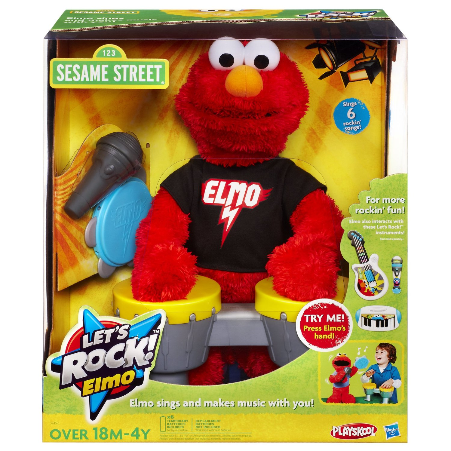 Introducing... The Elmo Toy of 2011 and Beyond!