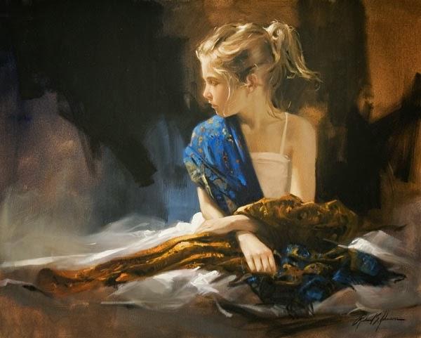 Richard S Johnson 1939 Impressionist Painter Tutt