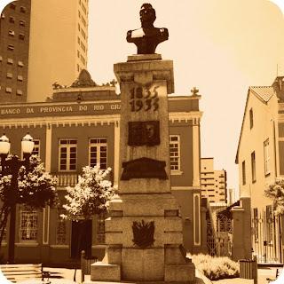 Monumento Bento Gonçalves, Bento Gonçalves