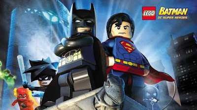 LEGO Batman: DC Super Heroes Apk + Data for Android (paid)