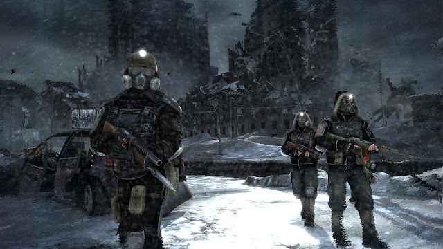 Metro 2033 Full Version