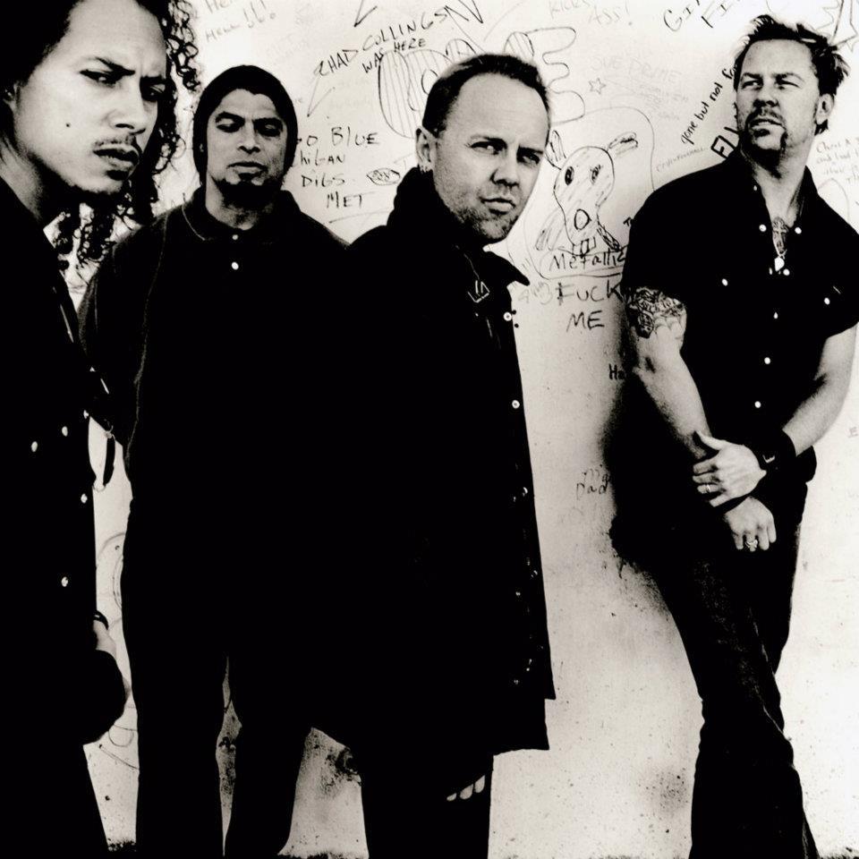 Blitzkrieg - Metallica Metal Music Online