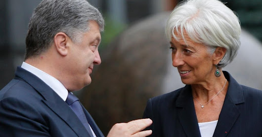 US forces IMF to change the rules over Ukraine, setting a time bomb under global financial system