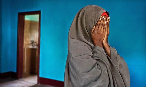 chibok girl pregnant released