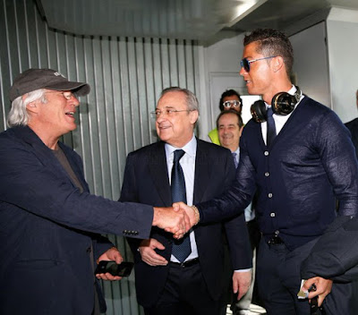 fotos final champions 2016 atletico real madrid richard gere