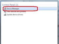 Cara Mencari Driver Yang Cocok Untuk PC