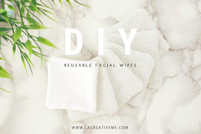 DIY Υφασμάτινα μαντηλάκια καθαρισμού