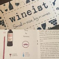 Wineist: Small in size, big in wine.
