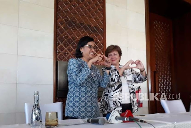 WB Tawarkan Pinjaman 1 Miliar Dolar AS untuk Palu dan Lombok