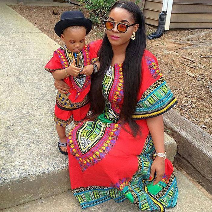 Traditional African Baby Boy Ankara Styles (5)