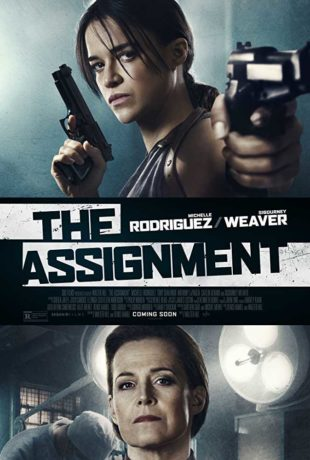 The Assignment 2016 English Movie Download HDRip 720p