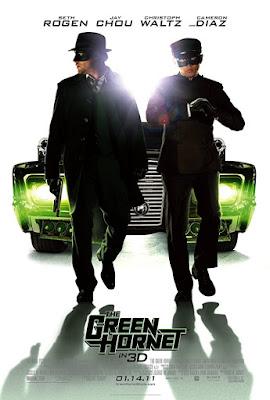 The Green Hornet 2011 Dual Audio Hindi 720p BluRay Esub 800MB