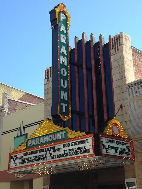 paramount Theater Bristol