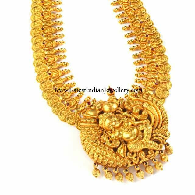 Kasumala with Ganesh Pendant