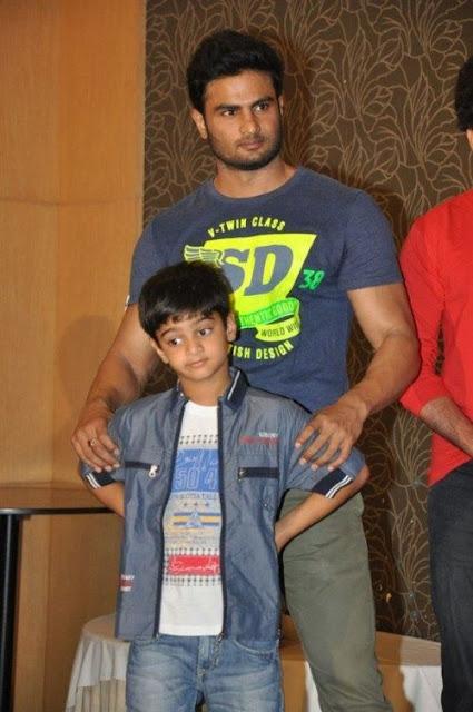 Sudheer Babu Sons