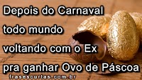Frases sobre o Carnaval