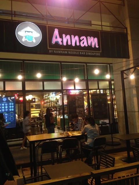 Ericjaz foodies annam vietnamese restaurant again for Annam vietnamese cuisine