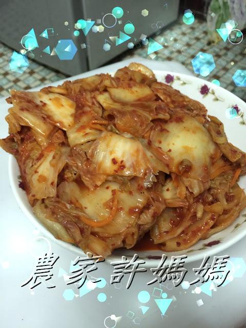 煮韓式泡菜鍋靠它了-農家許媽媽韓式泡菜