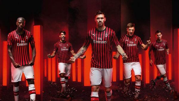 AC Milan 2019/2020 Kit - Dream League Soccer Kits