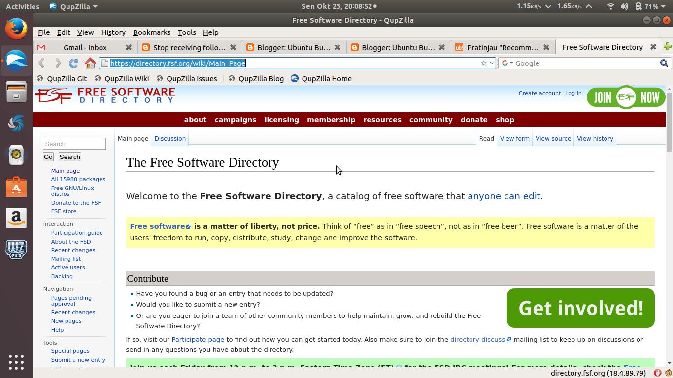 Ubuntu Buzz !: Recommended Applications for Ubuntu 17 10
