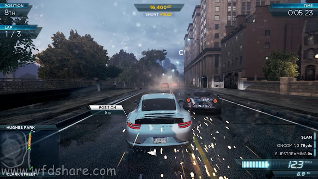 NFS Most Wanted 2012 Portable