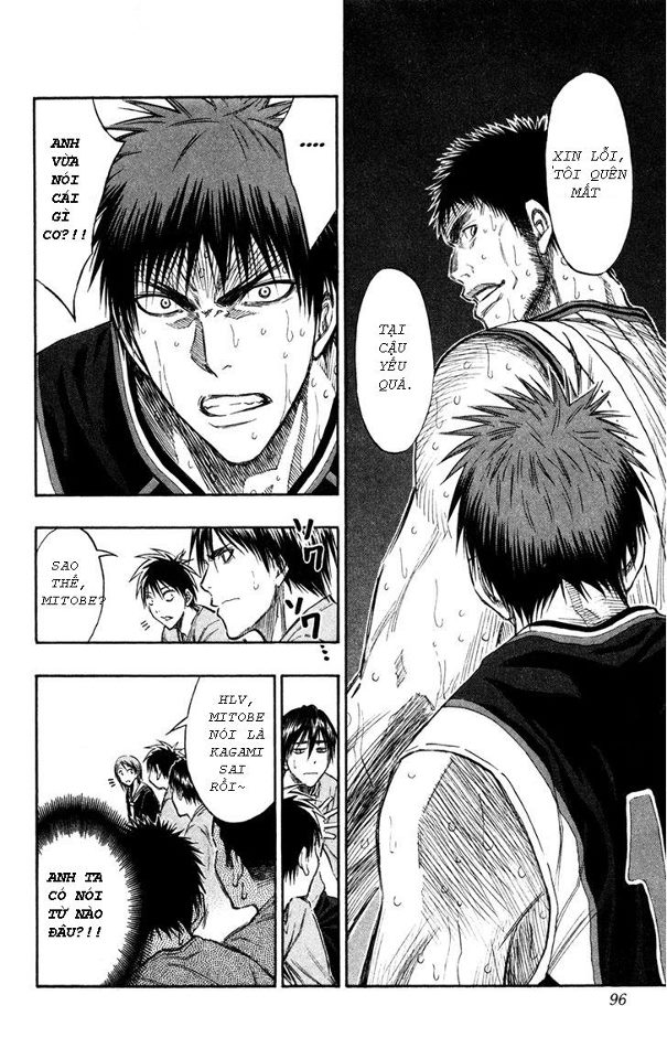 Kuroko No Basket chap 149 trang 9