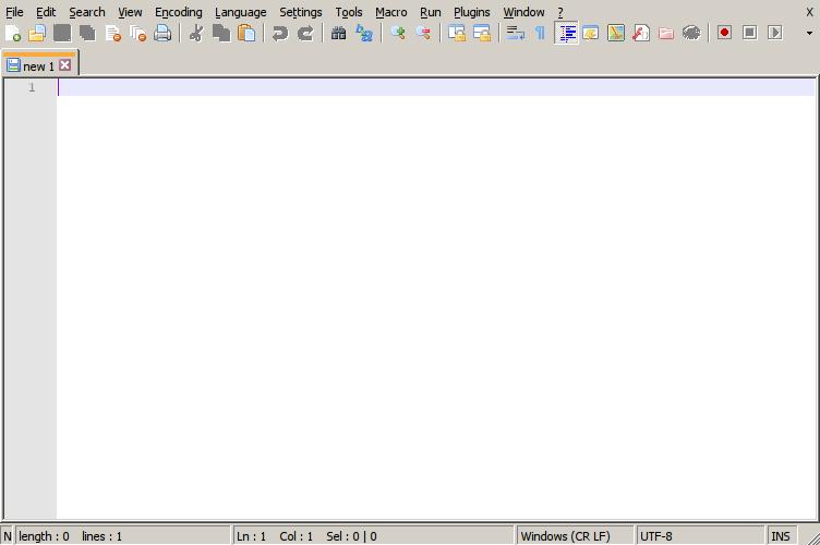 Cómo instalar Notepadd++ en Ubuntu y derivadas a través de snap - El Blog de HiiARA