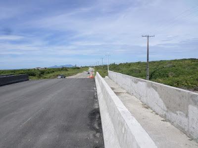 Ponte da Barra Nova em Ilha Comprida será entregue oficialmente à população no dia 24/10