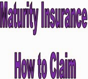 Insurance Claim Procedure and formalities