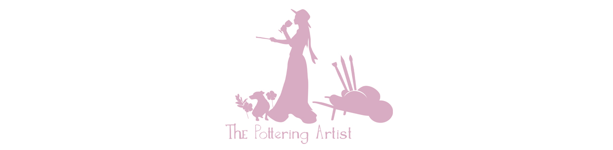 The Pottering Artist - Gentle Forays into Drawing, Painting & Life