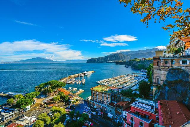 Dove andare in Primavera in Italia: Sorrento