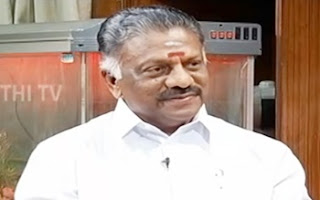 EXCLUSIVE   Who is responsible for TN Assembly Incidents? – O. Panneerselvam Answers   Thanthi Tv