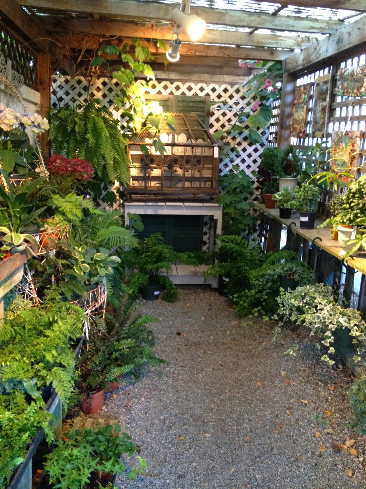 vignette design: Wisteria Antiques And Gardens