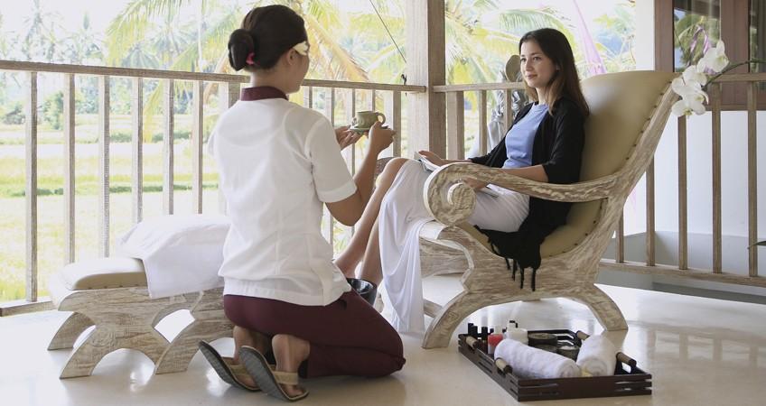 Spa in Ubud Tempat Spa Favorit