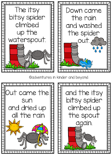 Adventures In Kinder And Beyond Sequencing Nursery
