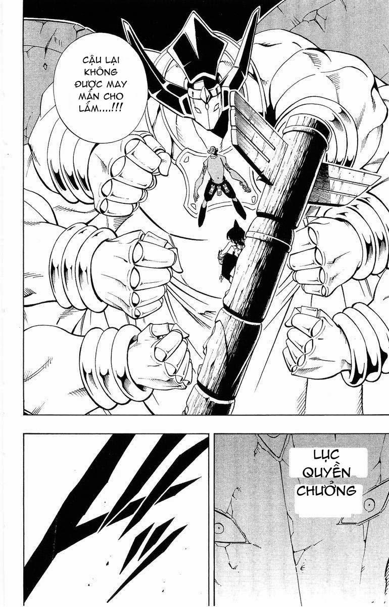 Shaman King [Vua pháp thuật] chap 223 trang 1