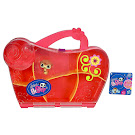 Littlest Pet Shop Carry Case Meerkat (#1376) Pet